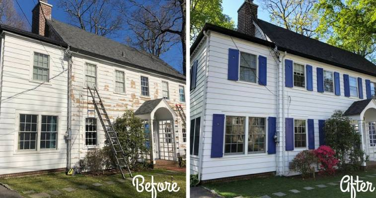 Professional Painting Services in CA